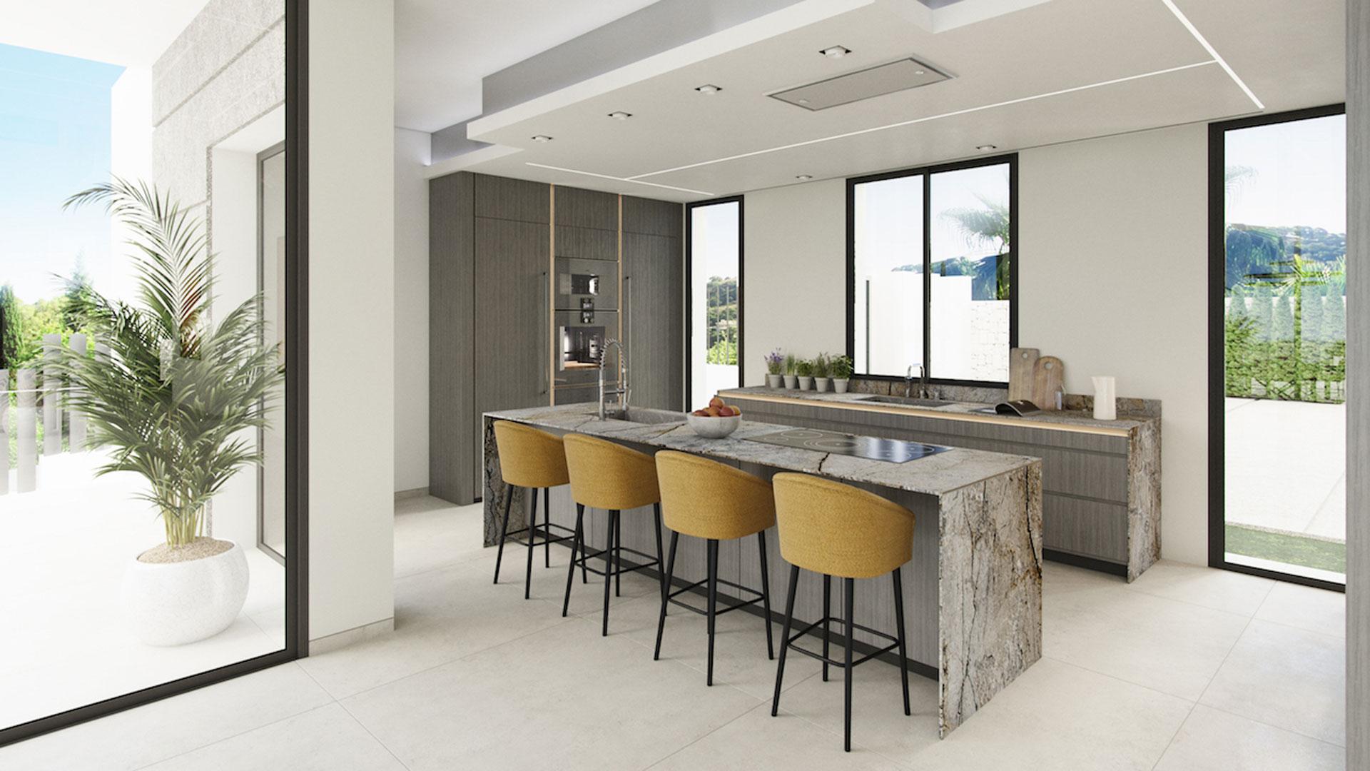 casa sonada villa marbella 157a kitchen 1